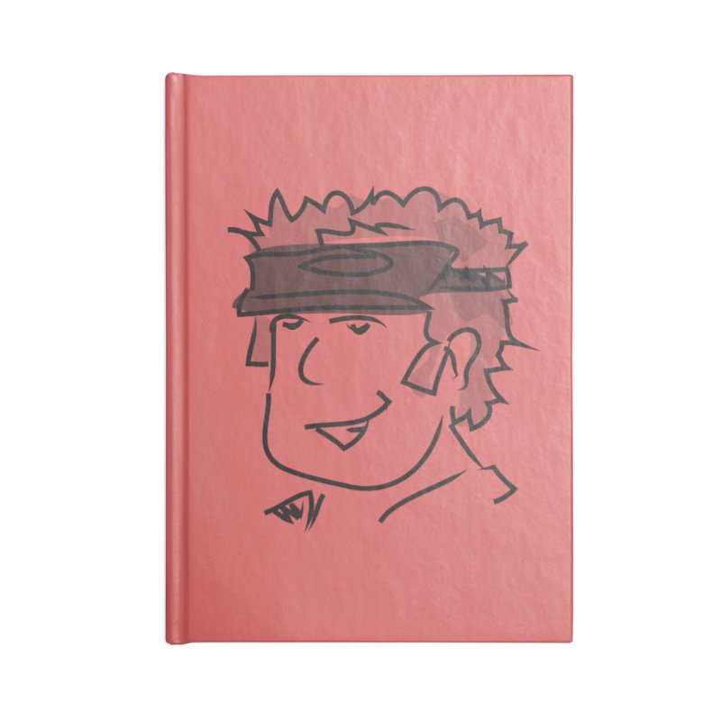 D00D Accessories Blank Journal Notebook by Turkeylegsray's Artist Shop