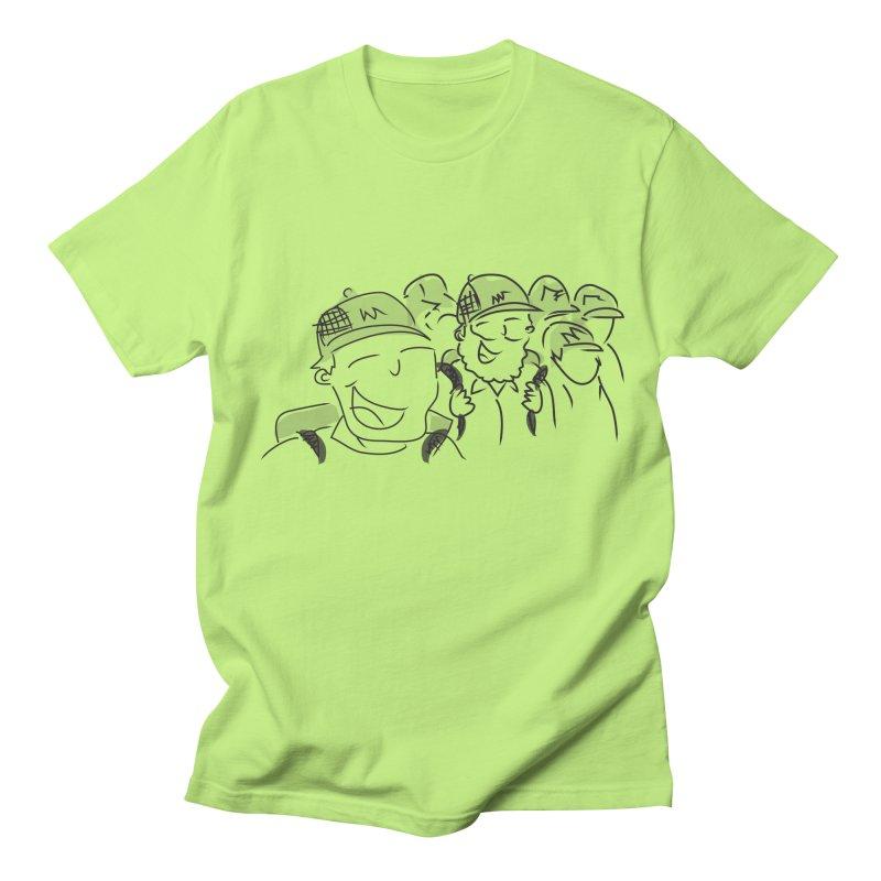 Hikers Men's Regular T-Shirt by Turkeylegsray's Artist Shop