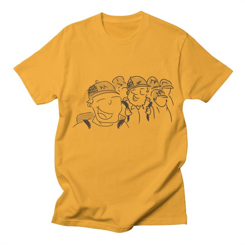 Hikers Women's Regular Unisex T-Shirt by Turkeylegsray's Artist Shop