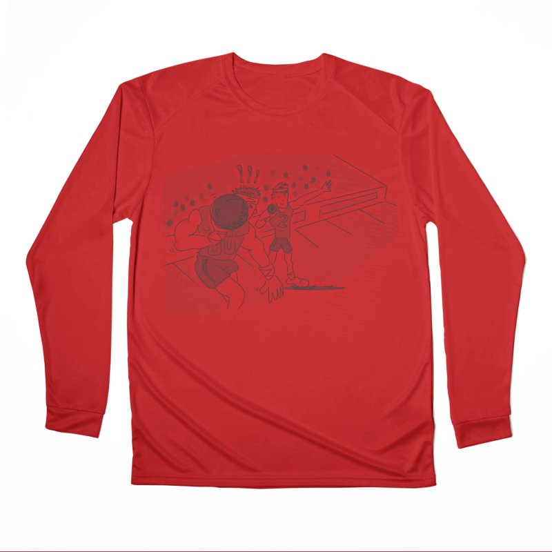 Olympics Men's Performance Longsleeve T-Shirt by Turkeylegsray's Artist Shop