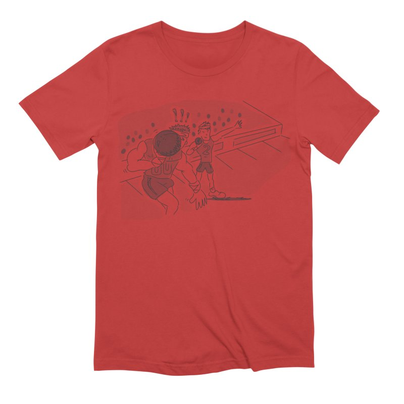 Olympics Men's Extra Soft T-Shirt by Turkeylegsray's Artist Shop