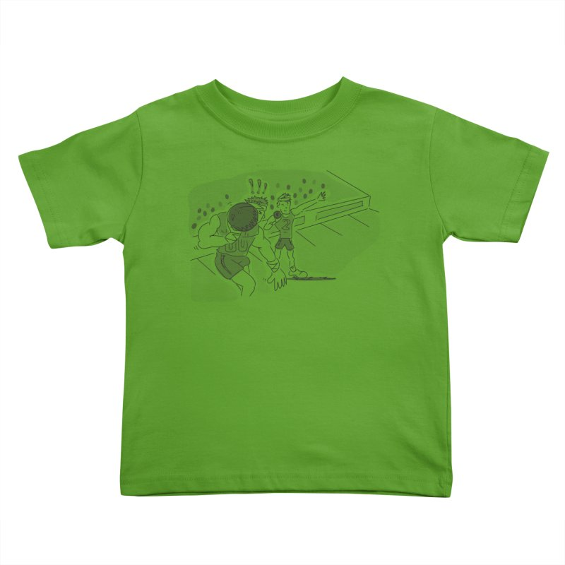 Olympics Kids Toddler T-Shirt by Turkeylegsray's Artist Shop