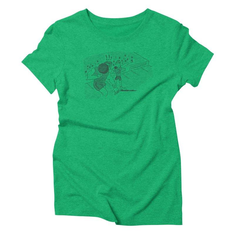 Olympics Women's Triblend T-Shirt by Turkeylegsray's Artist Shop