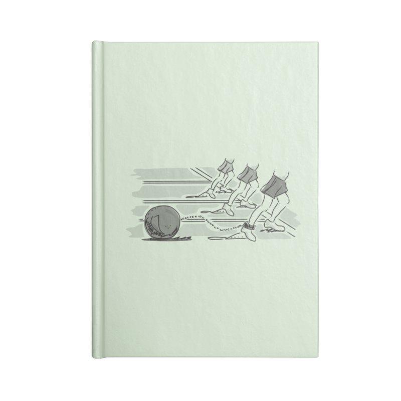 Running Accessories Blank Journal Notebook by Turkeylegsray's Artist Shop