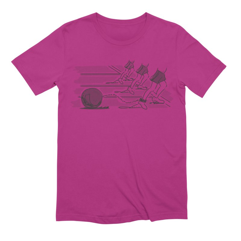 Running Men's Extra Soft T-Shirt by Turkeylegsray's Artist Shop