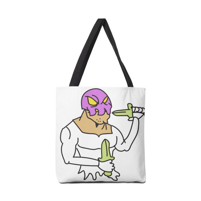Skull Man Color Accessories Tote Bag Bag by Turkeylegsray's Artist Shop