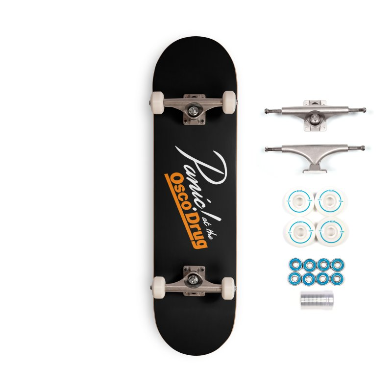Panic! at the Osco Accessories Complete - Basic Skateboard by Turkeylegsray's Artist Shop