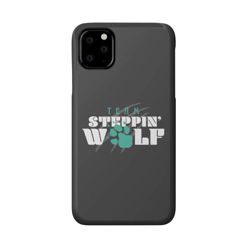 Steppin' Wolf Accessories Phone Case by Turkeylegsray's Artist Shop
