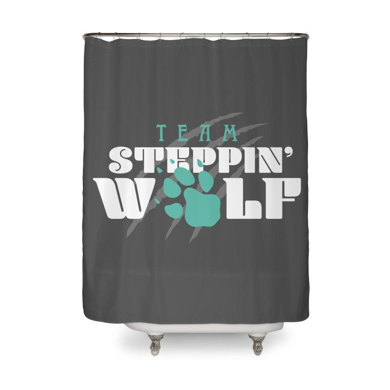Steppin' Wolf Home Shower Curtain by Turkeylegsray's Artist Shop