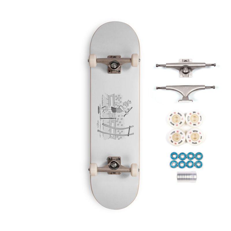 Pole Vaulting Accessories Complete - Premium Skateboard by Turkeylegsray's Artist Shop