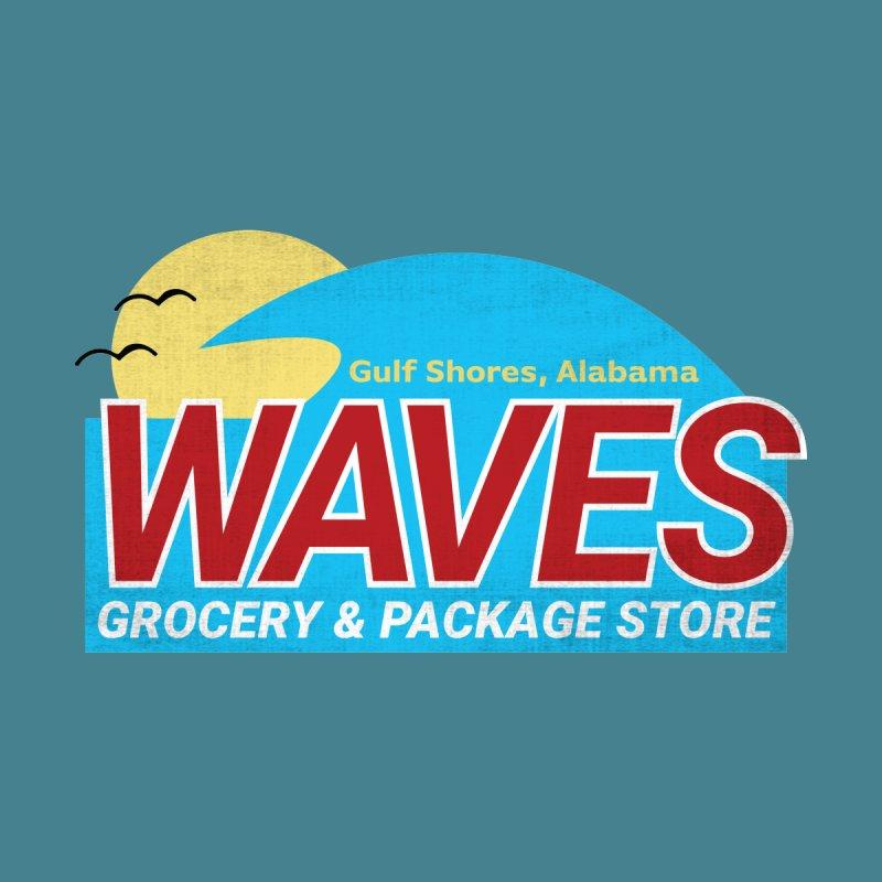 WAVES by Turkeylegsray's Artist Shop
