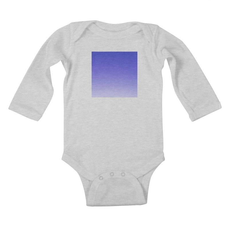 Square Kids Baby Longsleeve Bodysuit by Turkeylegsray's Artist Shop