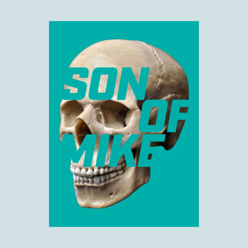 "SON OF MIKE ""Mint Skull"" Accessories Mug by Turkeylegsray's Artist Shop"
