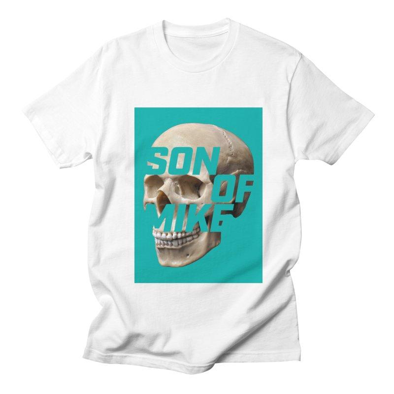 "SON OF MIKE ""Mint Skull"" Women's Regular Unisex T-Shirt by Turkeylegsray's Artist Shop"