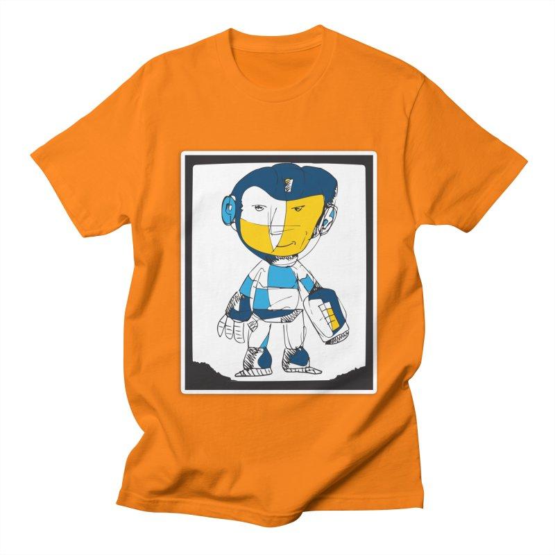 MEGAMAN Women's Regular Unisex T-Shirt by Turkeylegsray's Artist Shop