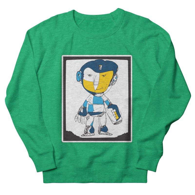 MEGAMAN Women's French Terry Sweatshirt by Turkeylegsray's Artist Shop