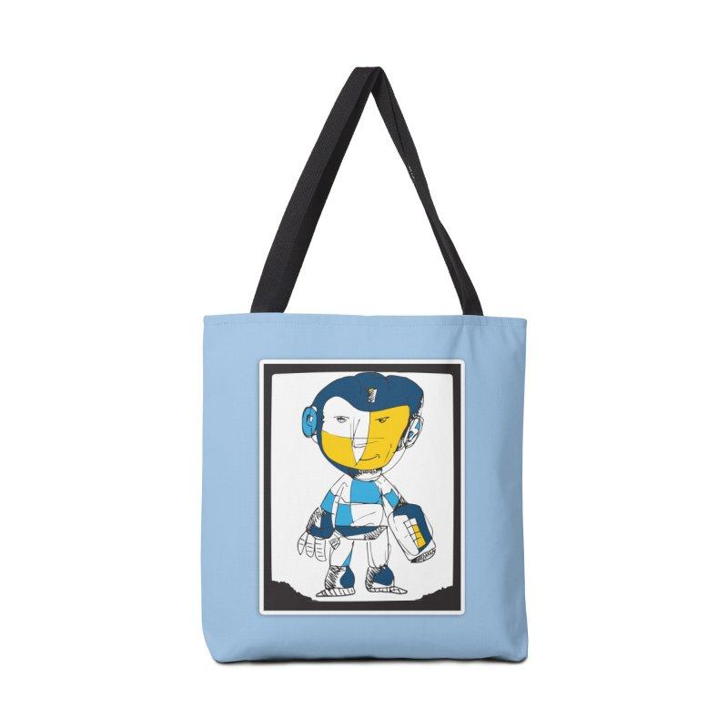MEGAMAN Accessories Tote Bag Bag by Turkeylegsray's Artist Shop