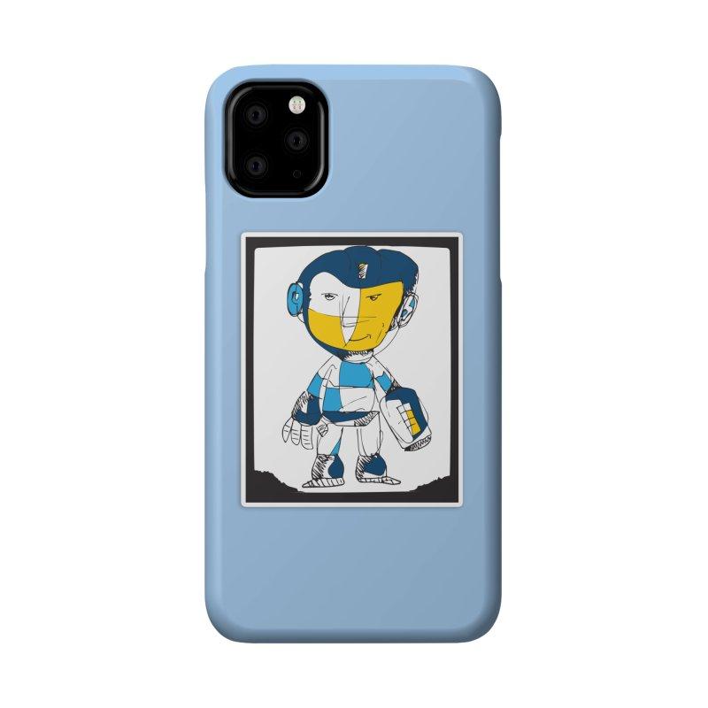 MEGAMAN Accessories Phone Case by Turkeylegsray's Artist Shop