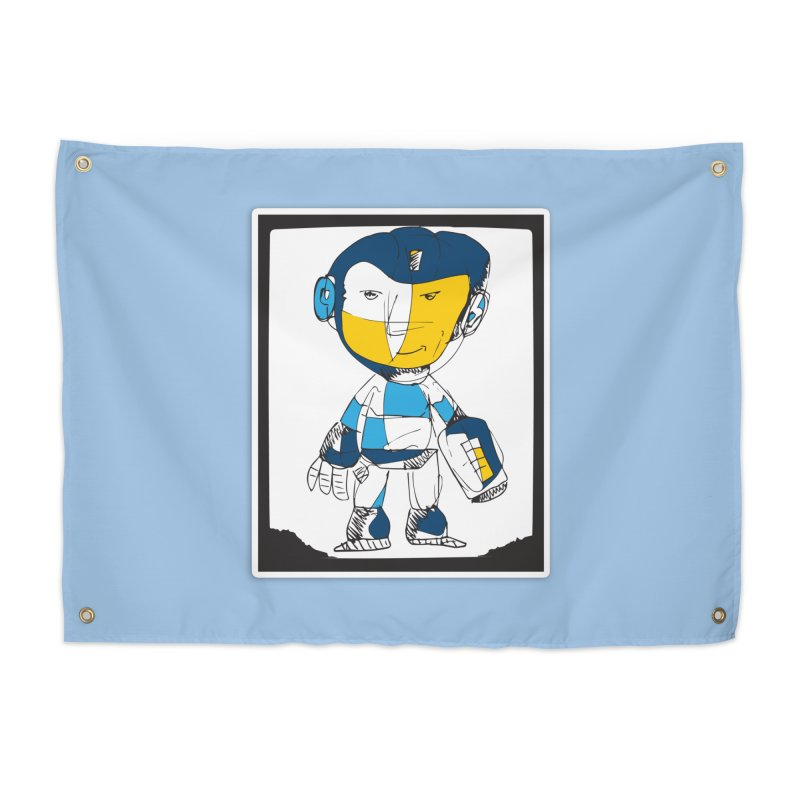 MEGAMAN Home Tapestry by Turkeylegsray's Artist Shop