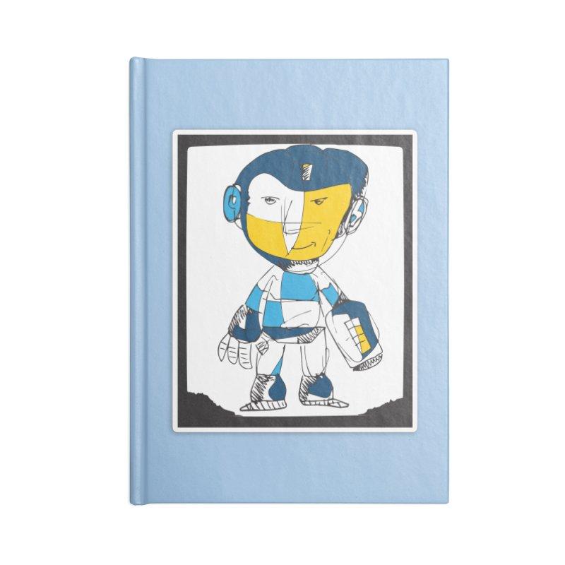 MEGAMAN Accessories Blank Journal Notebook by Turkeylegsray's Artist Shop