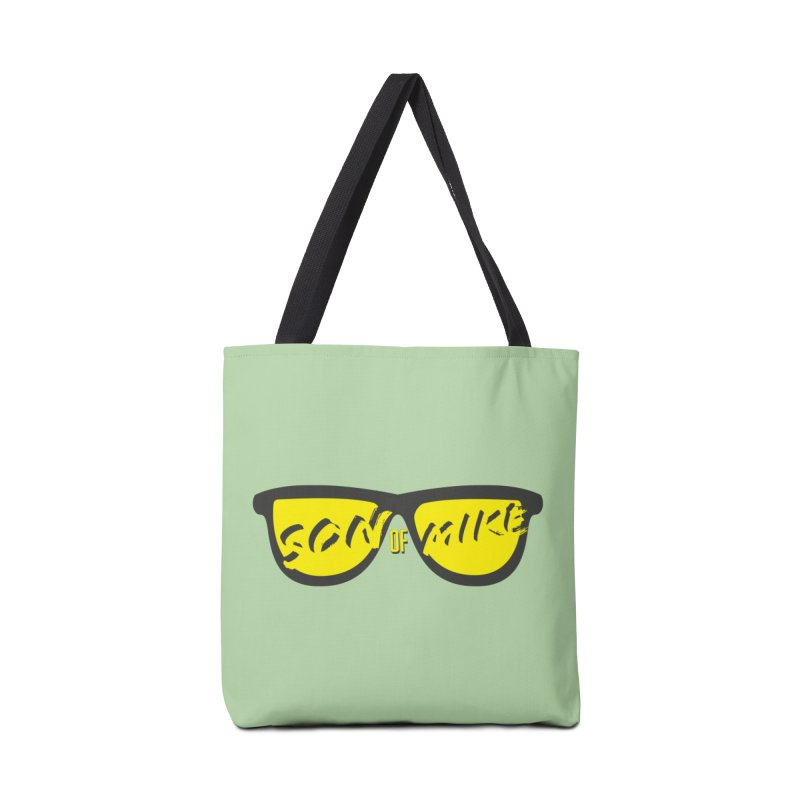 SOM GLASSES Accessories Tote Bag Bag by Turkeylegsray's Artist Shop
