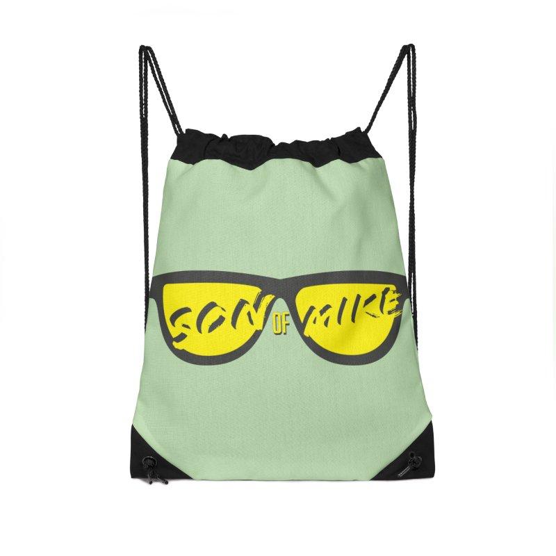 SOM GLASSES Accessories Drawstring Bag Bag by Turkeylegsray's Artist Shop