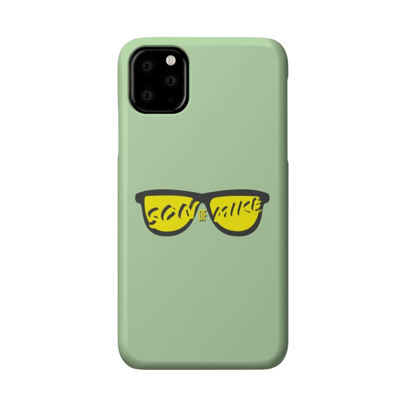 SOM GLASSES Accessories Phone Case by Turkeylegsray's Artist Shop