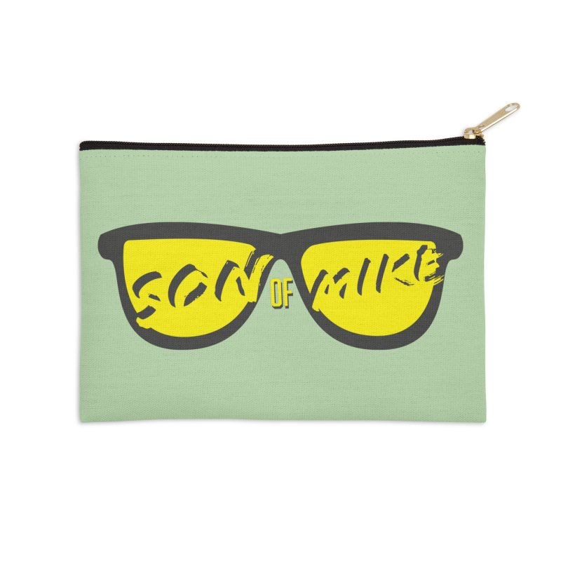 SOM GLASSES Accessories Zip Pouch by Turkeylegsray's Artist Shop