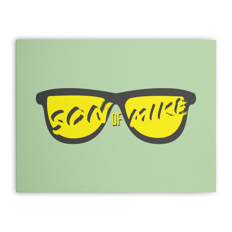 SOM GLASSES Home Stretched Canvas by Turkeylegsray's Artist Shop