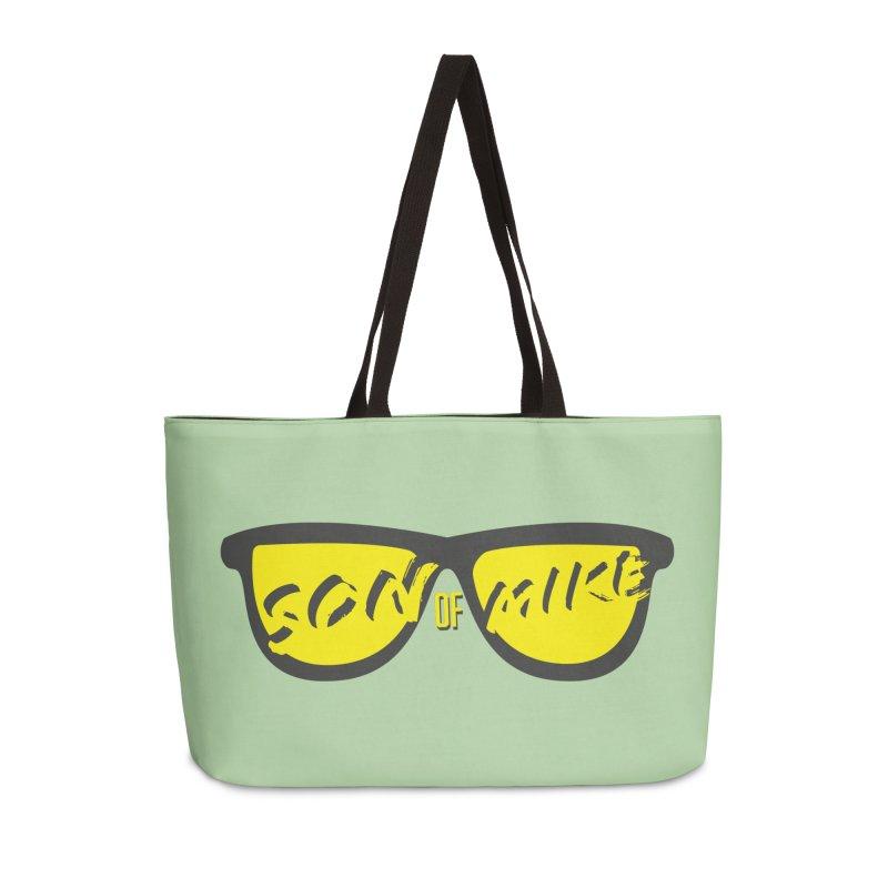 SOM GLASSES Accessories Weekender Bag Bag by Turkeylegsray's Artist Shop