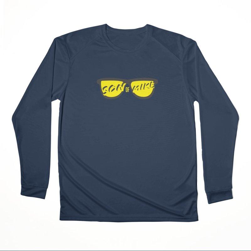 SOM GLASSES Men's Performance Longsleeve T-Shirt by Turkeylegsray's Artist Shop
