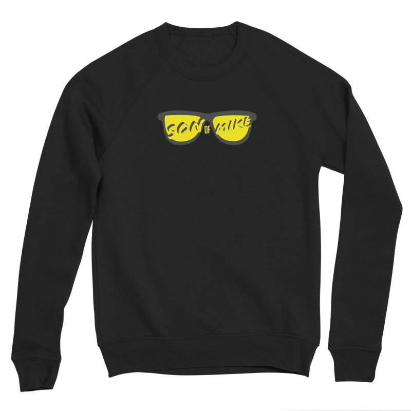 SOM GLASSES Women's Sponge Fleece Sweatshirt by Turkeylegsray's Artist Shop