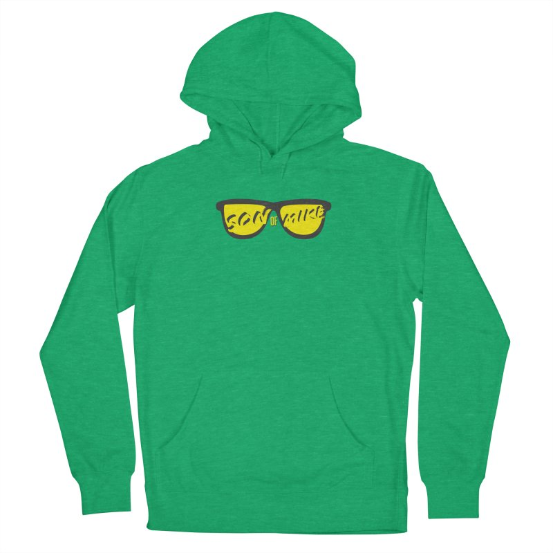 SOM GLASSES Men's French Terry Pullover Hoody by Turkeylegsray's Artist Shop