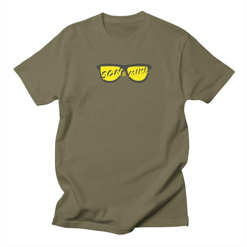 SOM GLASSES Men's Regular T-Shirt by Turkeylegsray's Artist Shop