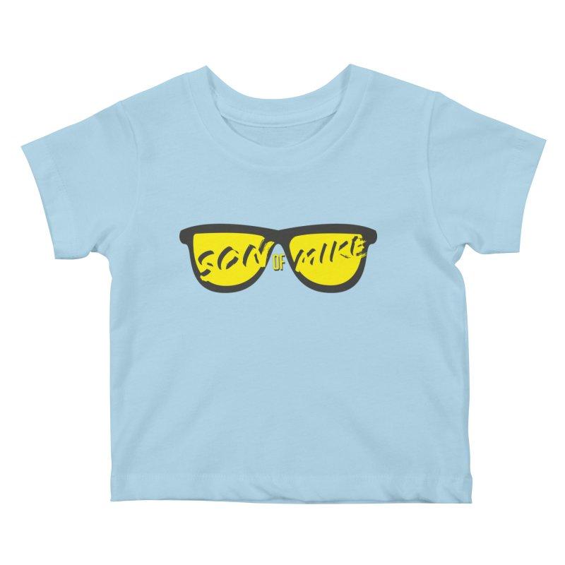 SOM GLASSES Kids Baby T-Shirt by Turkeylegsray's Artist Shop