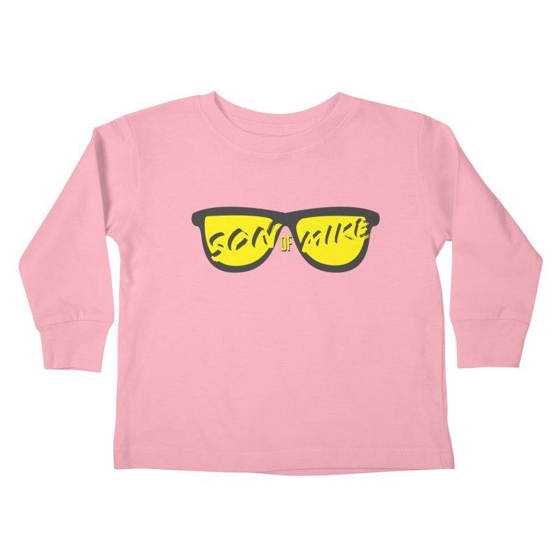 SOM GLASSES Kids Toddler Longsleeve T-Shirt by Turkeylegsray's Artist Shop