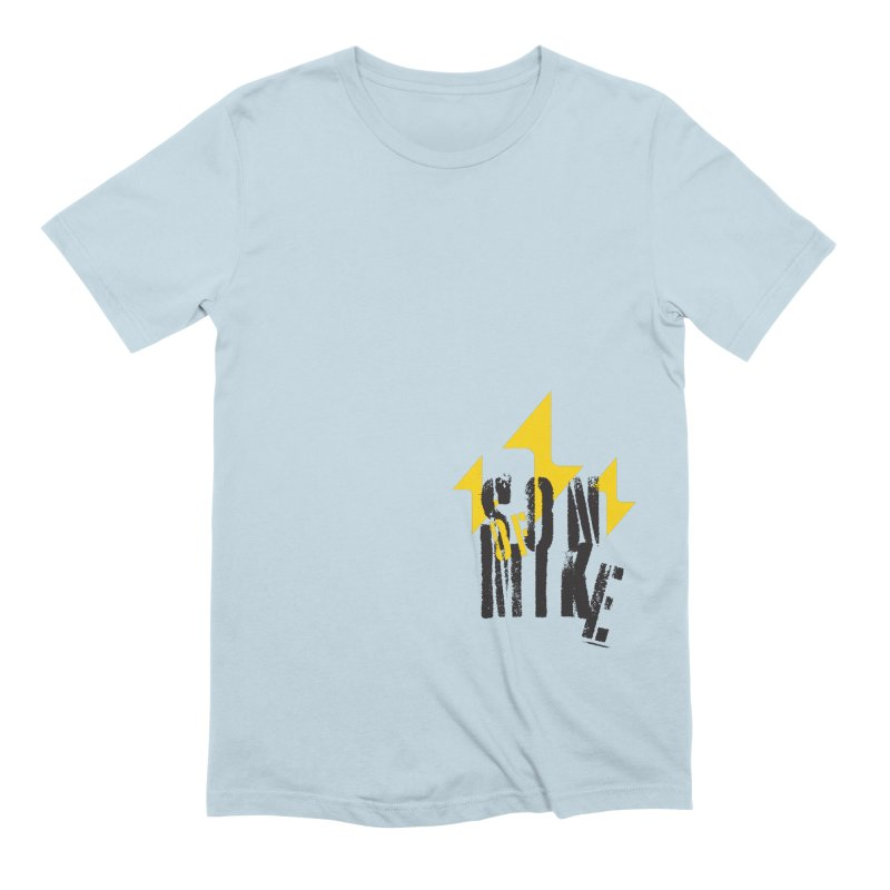 "SON OF MIKE ""Lightning II"" Men's Extra Soft T-Shirt by Turkeylegsray's Artist Shop"
