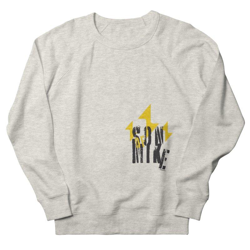 "SON OF MIKE ""Lightning II"" Men's French Terry Sweatshirt by Turkeylegsray's Artist Shop"
