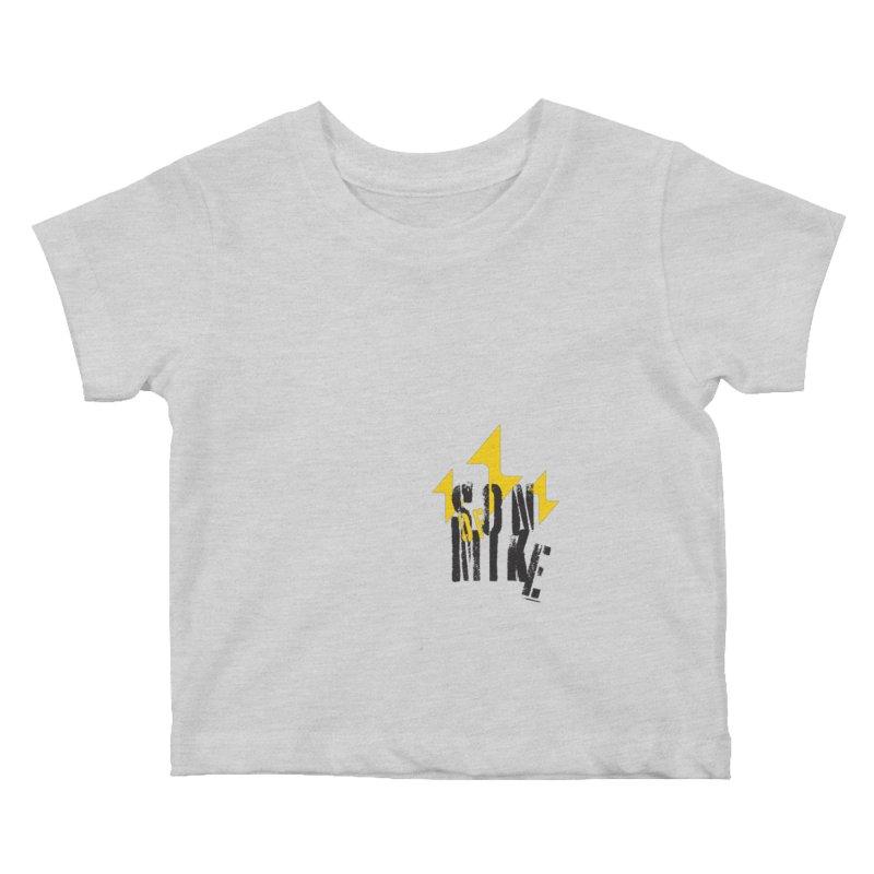"SON OF MIKE ""Lightning II"" Kids Baby T-Shirt by Turkeylegsray's Artist Shop"