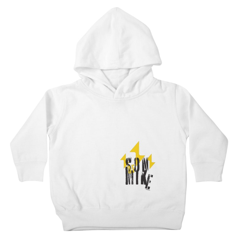 "SON OF MIKE ""Lightning II"" Kids Toddler Pullover Hoody by Turkeylegsray's Artist Shop"