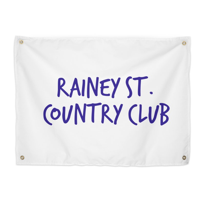Rainey St. Country Club Home Tapestry by Turkeylegsray's Artist Shop