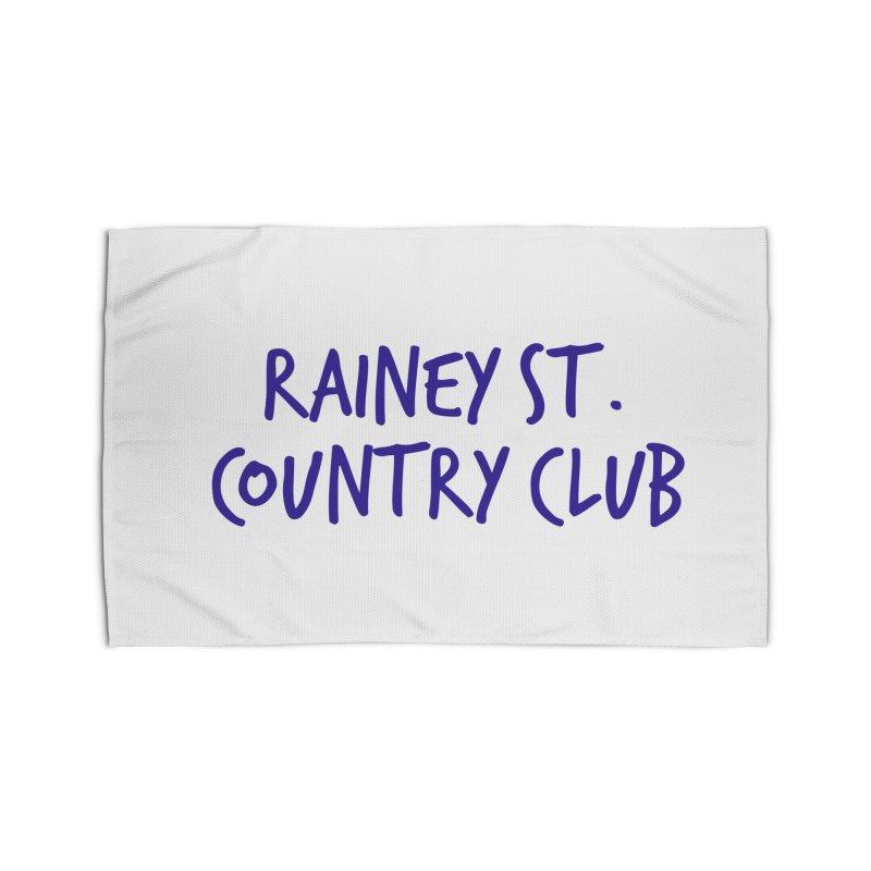 Rainey St. Country Club Home Rug by Turkeylegsray's Artist Shop