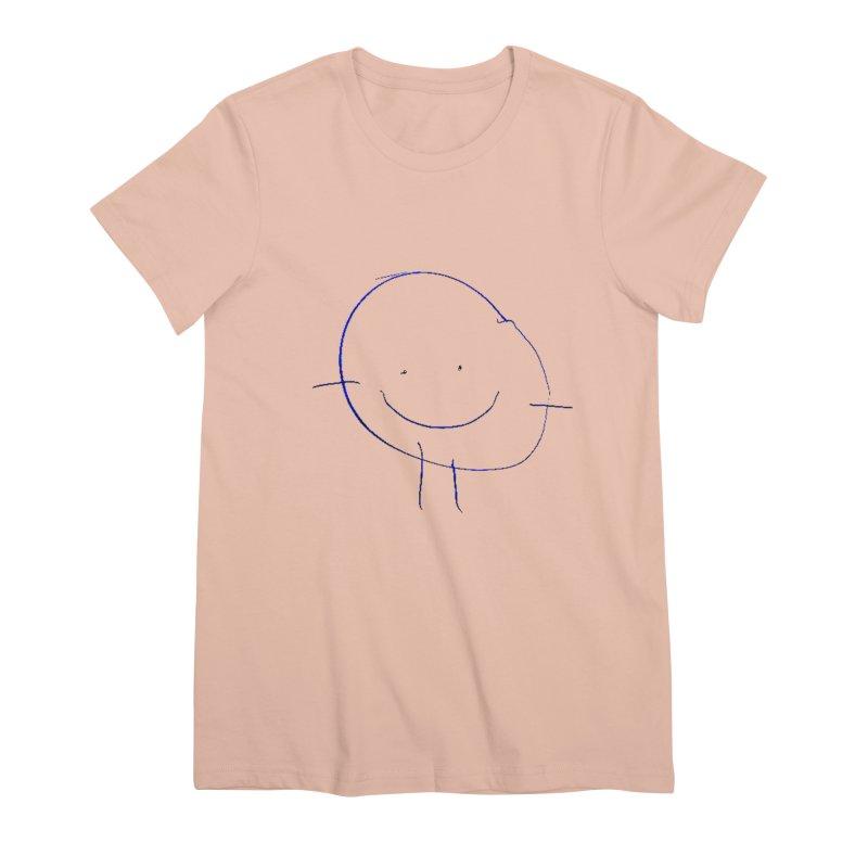 Griffin Face Women's Premium T-Shirt by Turkeylegsray's Artist Shop