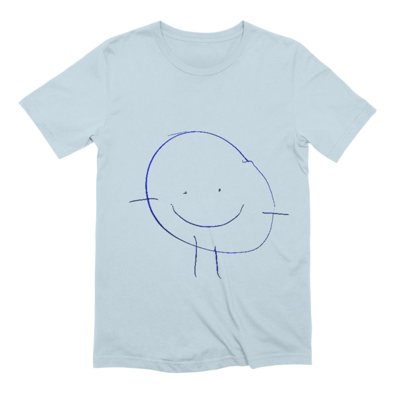 Griffin Face Men's Extra Soft T-Shirt by Turkeylegsray's Artist Shop