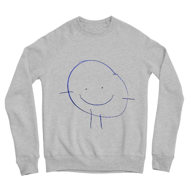 Griffin Face Men's Sponge Fleece Sweatshirt by Turkeylegsray's Artist Shop