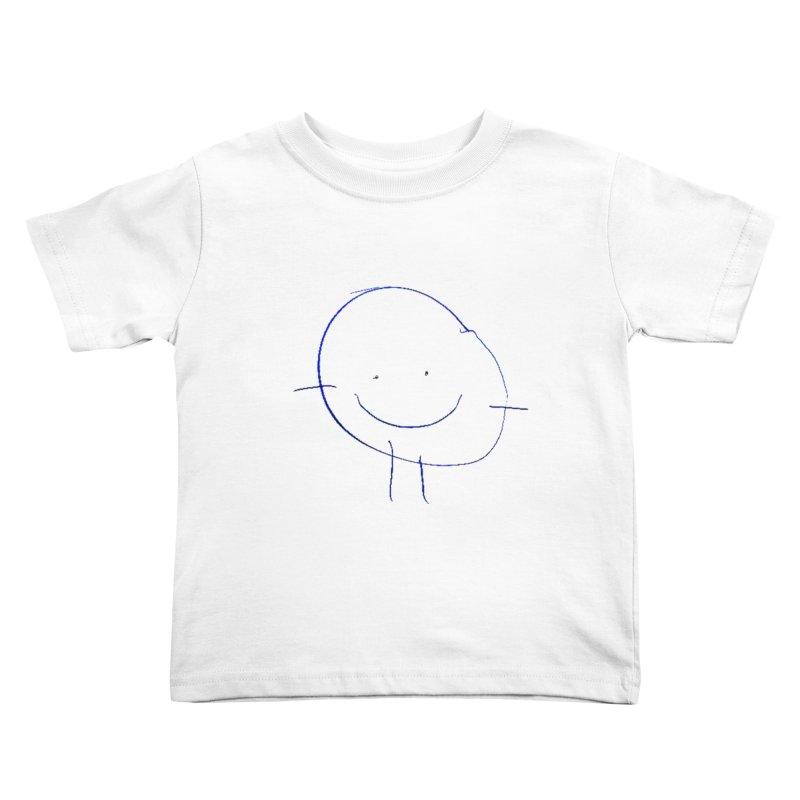 Griffin Face Kids Toddler T-Shirt by Turkeylegsray's Artist Shop