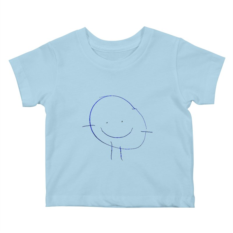 Griffin Face Kids Baby T-Shirt by Turkeylegsray's Artist Shop