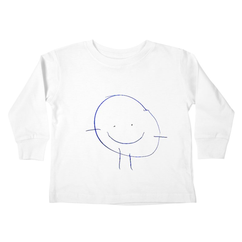 Griffin Face Kids Toddler Longsleeve T-Shirt by Turkeylegsray's Artist Shop