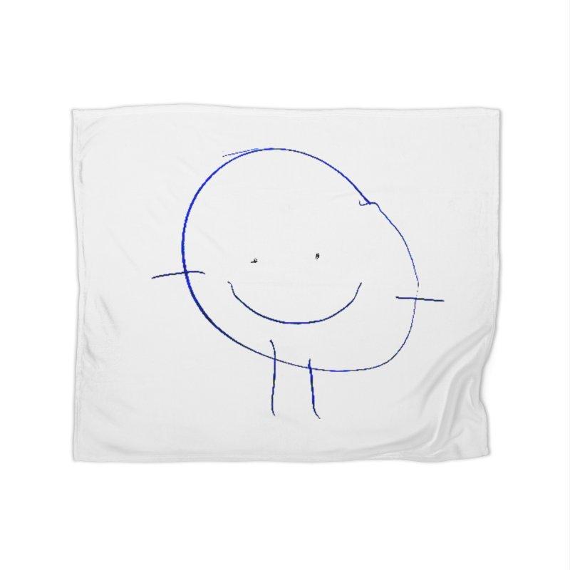 Griffin Face Home Fleece Blanket Blanket by Turkeylegsray's Artist Shop