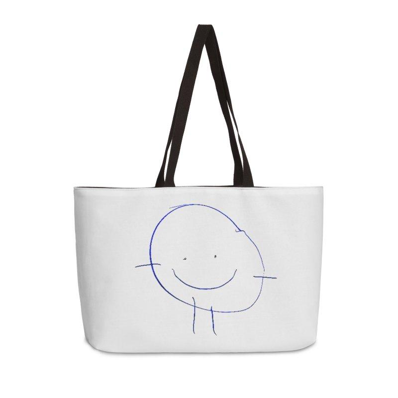 Griffin Face Accessories Weekender Bag Bag by Turkeylegsray's Artist Shop